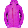 Norrøna W's lyngen driflex3 Jacket Pumped Purple